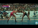 ЧР-2018, 70кг, 18 финала, Николаев Тимур (Москва-Саха) - Терещенко Семен (Хакасия) 4-1