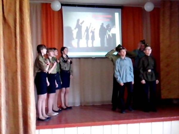 Фестиваль солдатской песни До свидания мальчики
