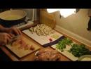 Куриная грудка с шампиньонами в сливочном соусе Просто вкусно недорого