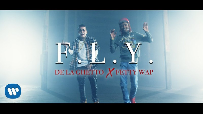 De La Ghetto - F.L.Y. (feat. Fetty Wap) [Official Video]