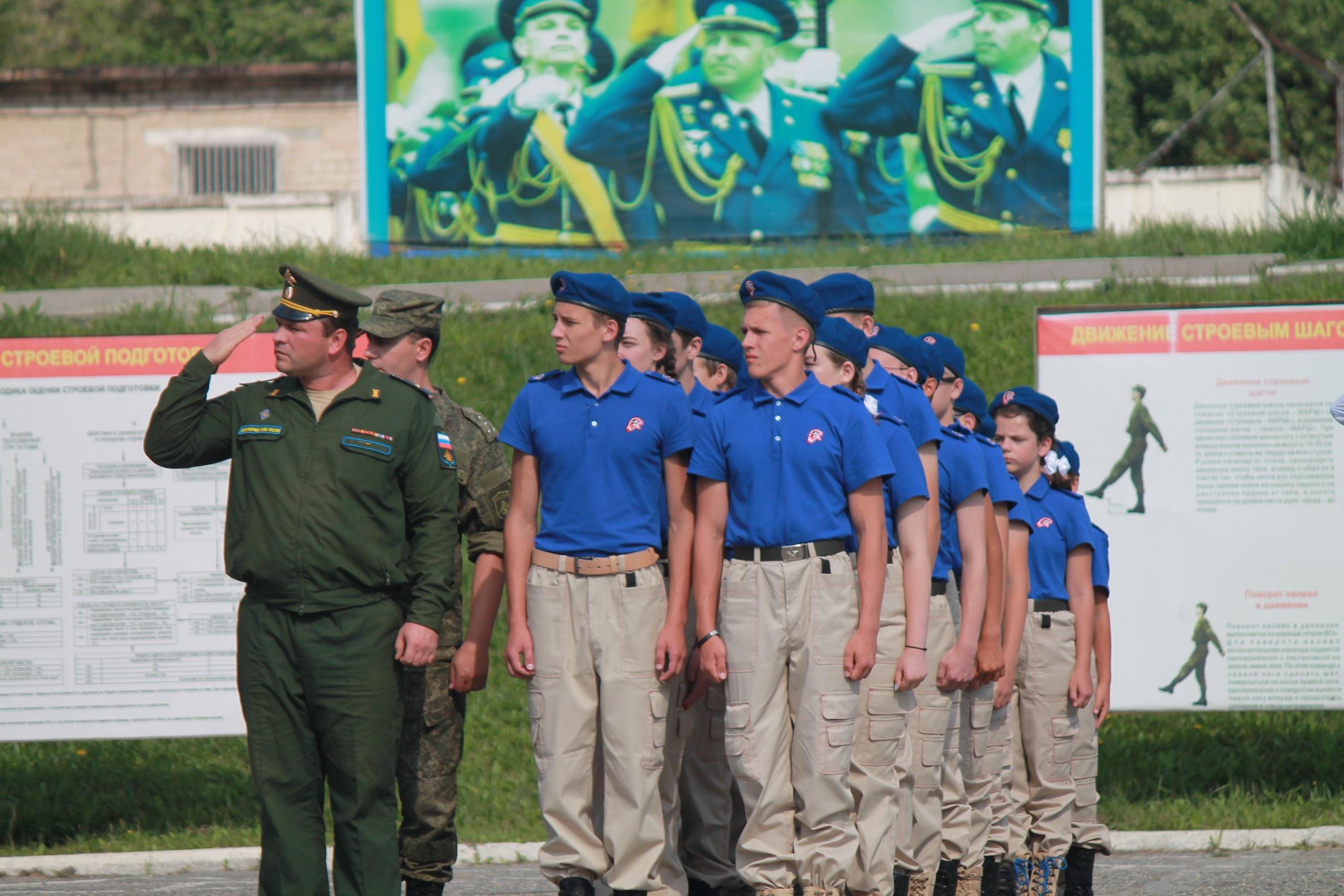 В Зеленчукском районе прошел месячник сплочения воинских коллективов