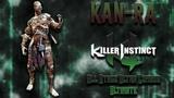 Killer Instinct - Kan-Ra - All Stage Ultra Combo