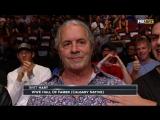 Брет Харт на UFC Fight Night