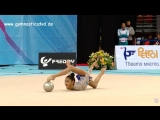 Роза Абитова - мяч (финал) // International Junior Tournament - Sofia, Bulgaria - 27-28.03.18