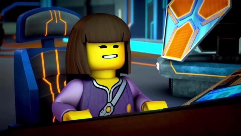 Поразительная Булава Мэйси LEGO NEXO KNIGHTS Глава 2