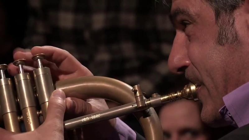 A FILETTA, PAOLO FRESU DANIELE DI BONAVENTURA - U Viandante / Live @ Mezzo Voce