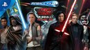 Pinball FX3 - Star Wars Pinball: The Last Jedi Launch Trailer | PS4