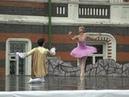 Балет «Спящая красавица» впервые был показан под открытым небом в Юрине
