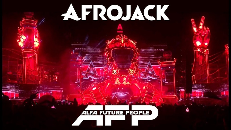 Afrojack Live @ Alfa Future People 2018 - Day 1 || 1080p 60fps