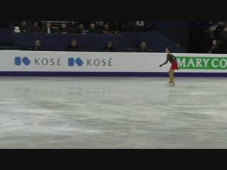 Alina Zagitova | FS European Figure Skating Championships 2019