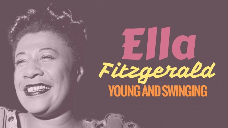 Ella Fitzgerald Young Swinging A Tisket A Tasket More Early Hits