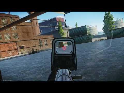 EscapeFromTarkov - Баг на таможне