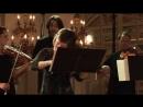 Giovanni Bononcini Sinfonia avanti l'oratorio Maddalena ai piedi di Cristo Collegium Marianum Jana Semerádová