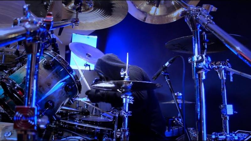 177 Machine Head Aesthetics Of Hate Drum Cover