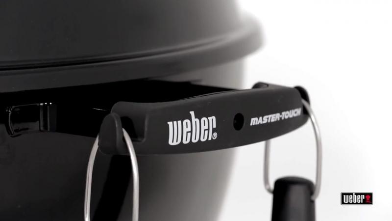 Угольный гриль Weber Master-Touch GBS