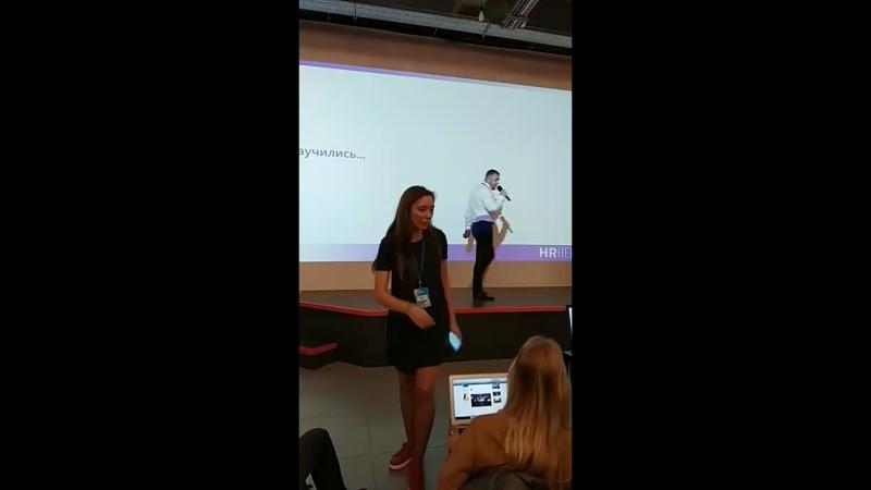 Питчи (презентации) стартапов