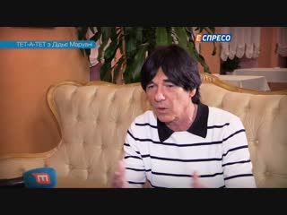 Interview de Didier MAROUANI à la chaîne de télévision ukrainienne ESPRESO. 17.11.2018