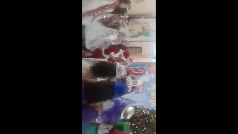 Жана жыл 2018 Мако Кажыгумар