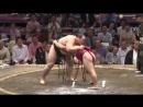Sumo Enho vs Hakuyozan Aki 2018 相撲