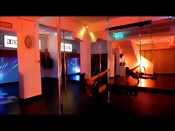 Pole Dance freestyle Wicked Games Huglife Remix