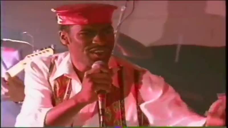 G.B.T.V. CultureShare ARCHIVES 1989 SAMMY LEVI ..2 (HD)