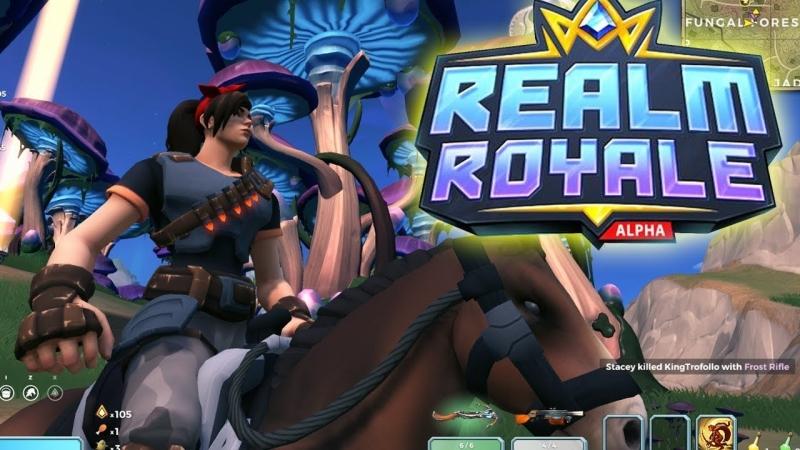 Realm Royale nope and Klimsan