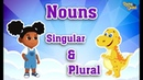 Singular Plural Nouns by Adding ES | English Grammar For Kids with Elvis | Grade 1