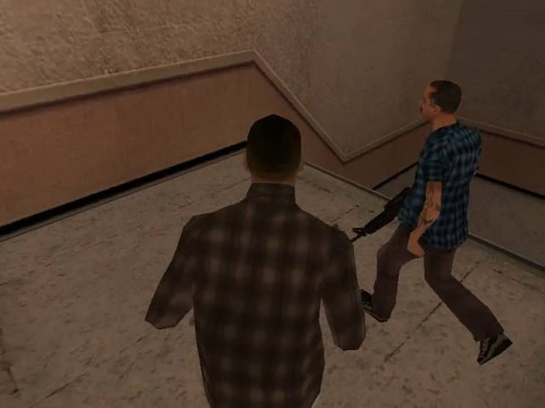 GTA SA Robbing The High Roller DYOMS MOVIE