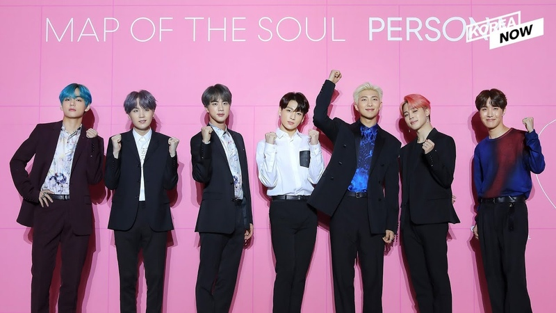 [15min ver.] Korean Unnie goes to BTS MAP OF THE SOUL PERSONA Global Press Conference