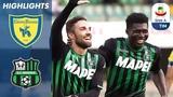 Chievo 0-2 Sassuolo Ten-Man Chievo Struggle As Di Francesco Strikes First Serie A