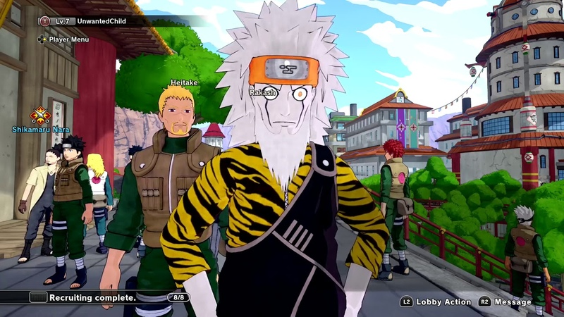 Naruto to Boruto Shinobi Striker PS4 Gameplay Walkthrough Part 3 Combat Battle 1080p 60fps