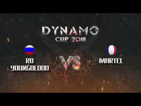 Dynamo Cup 2018 5vs5 12fight RO Young Blood vs Martel