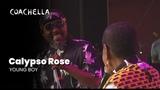 Calypso Rose - Young Boy - Live at Coachella 2019 Friday April 12, 2019
