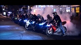 Major Lazer - Night Riders ( Unofficial music video BIKE version )