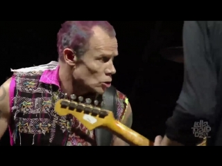 Red Hot Chili Peppers - Intro Cant Stop - Lollapalooza Chicago 2016 HD