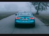 Audi S4 в пленке 3M Satin Ocean Shimmer