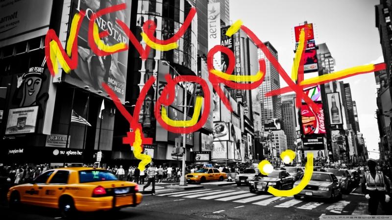 New York каменные джунгли Много недвижки