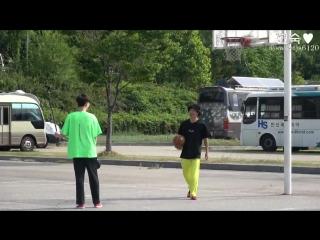 banglo и баскетбол <3