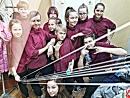 Танцевальный клуб Манго Новочебоксарск отчетный концерт 2018 Уличные танцы команда Ice Man