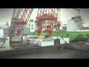Goliath (2009) - DEME DP2 self propelled heavy lift jack-up vessel
