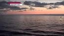 Пуск баллистической ракеты с подводной лодки