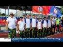КОРКИНО: Команда военно-патриотического клуба Воин КГСТ стала бронзовым призером Армейских международных игр