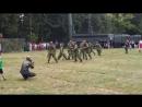 9 бригада заглянула поздравить своих коллег ракетчиков
