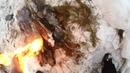АДСКАЯ КУХНЯ в зимнем лесу Мамкин Выживальщик