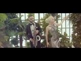 Саксофон и вокал Eva Kade &amp Nikita Silver - Porcelain (Moby cover)