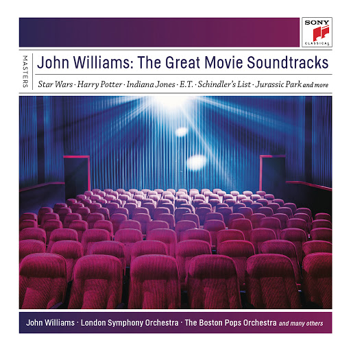John Williams альбом John Williams: The Great Movie Soundtracks