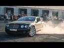 Bentley c японским мотором валит только боком