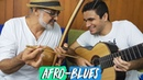AFRO-BLUES: Berimbau Fingerstyle Guitar