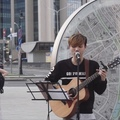"Kin Ryan on Instagram: ""Finally uploaded a full performance video on YouTube. I will upload more full busking videos there! Go subscribe me and sha..."