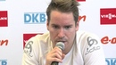 Fourcade Svendsen and Boe Press Conference in Hochfilzen